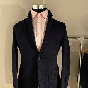 Zara Sweater Blazer Large 40R